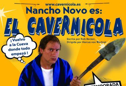 El Cavernicola, Teatro Arlequín, Madrid